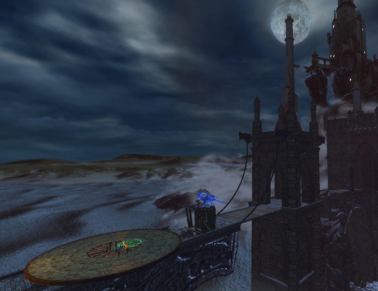 01 Battle of the Bridge at Night